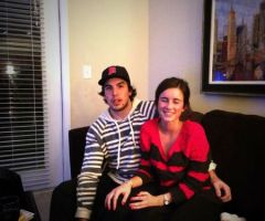Justin Faulk's Girlfriend Chloe Lappen
