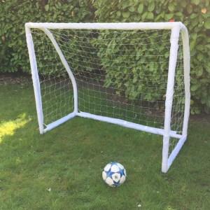 [Fodboldmål] Køb MyGoal Fodboldmål til haven - Fodboldmål i hård plast