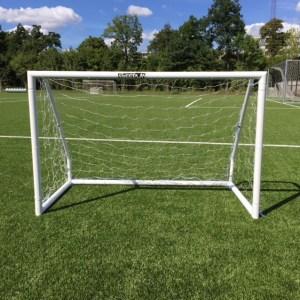 fodboldmål i aluminium til haven