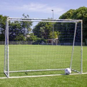1 stk Stål fodboldmål golazo 244 x 180cm