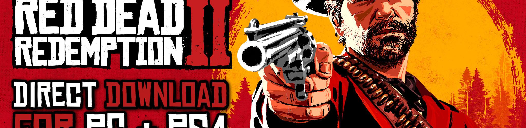 Red Dead Redemption 2 Download Direct + Torrent Download