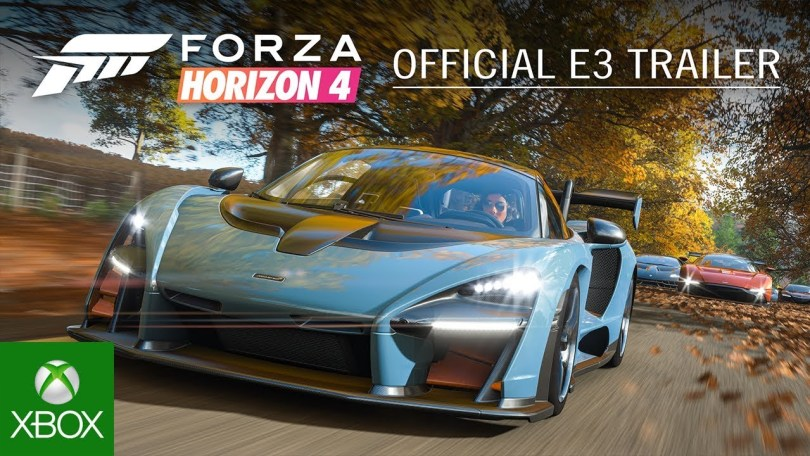 Forza Horizon 4 Download with Crack