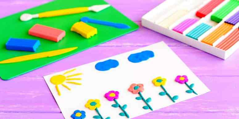 Craft supplies for kids: If you like to do craft projects with your kids, you can find here 28 playful ideas and a complete list of craft supplies for kids. Craft ideas for toddlers and preschoolers | Crafts for kids