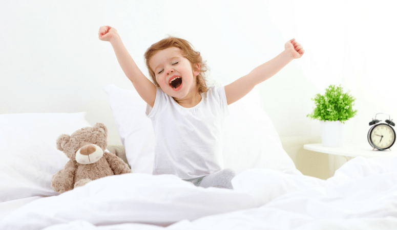 How to create an effective morning routine for kids {+ printable morning checklist}