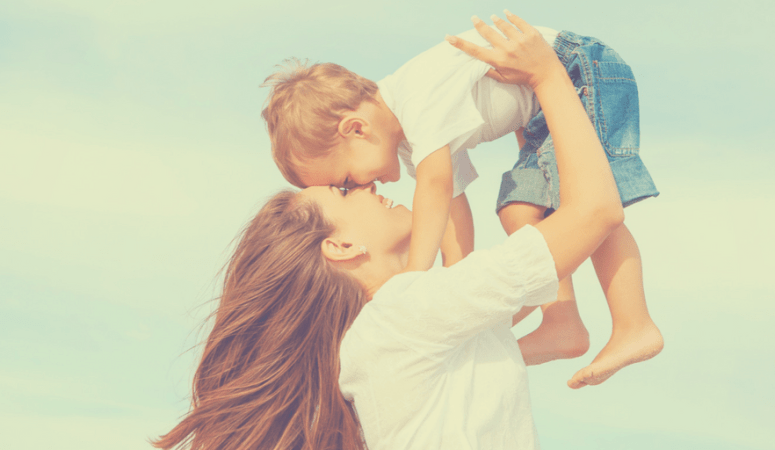 5 things that help me be more of the mom that I want to be
