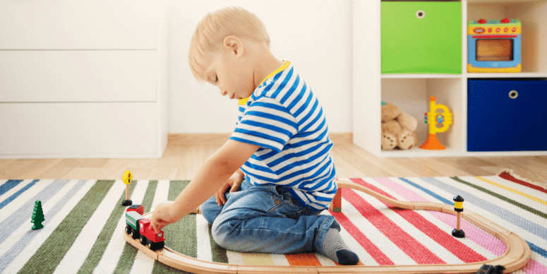 how to declutter toys