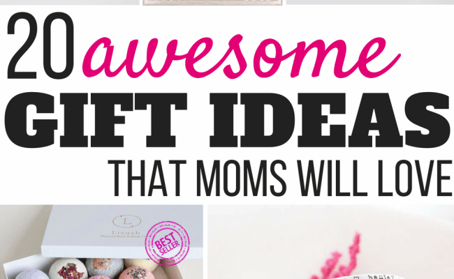 18 Sentimental Gifts That Every Mom Will Love