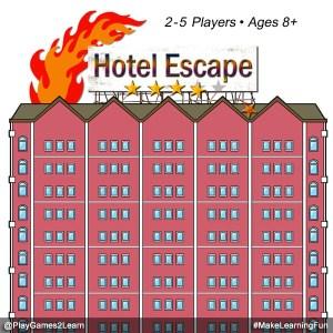 PlayGames2Learn.com - Hotel Escape