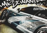 Need For Speed Most Wanted Black Edition PC Game Torrent Download