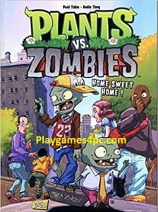 Plants VS Zombies For PC Game Torrent Free Download