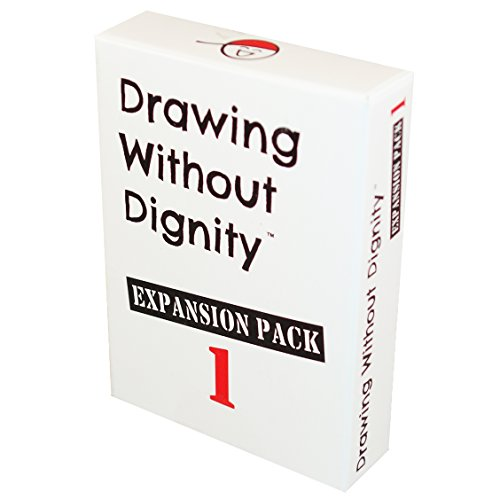 an Adult Party Game – Drawing Without Dignity
