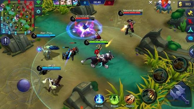 mobile legends: bang bang - playgamesonline