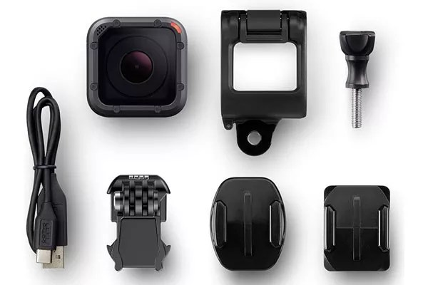 gopro hero5 Session accessories