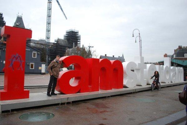 b in amsterdam, 2010