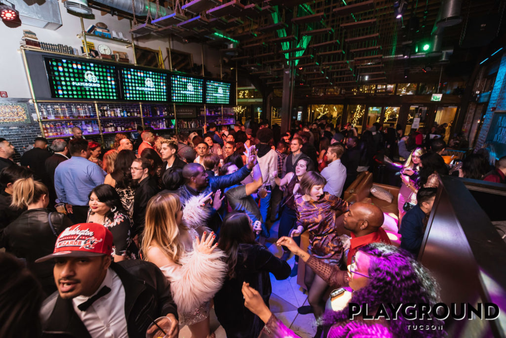 PLAYGROUND BAR AND LOUNGE EVENTS