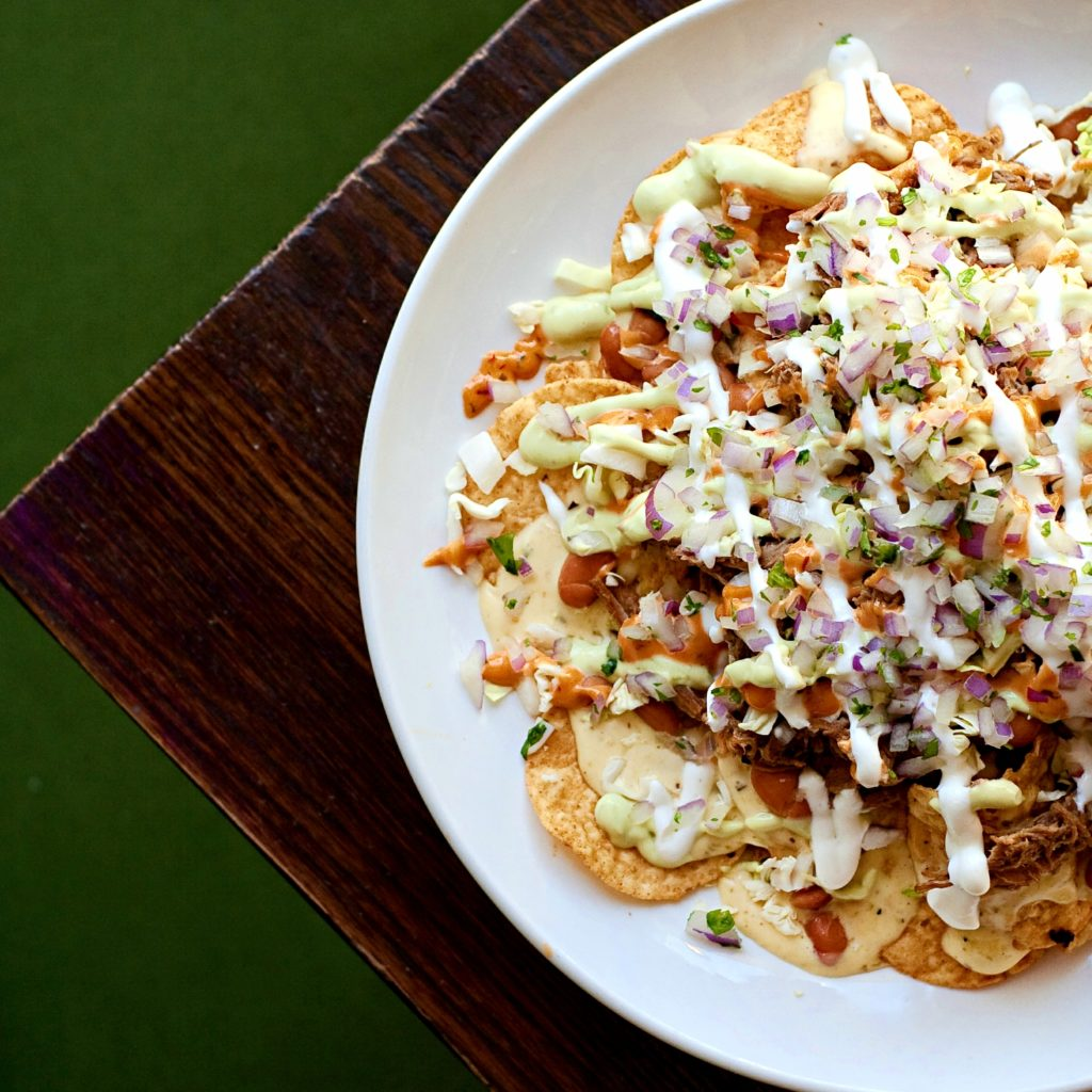 TOSTITOS LOCOS AT PLAYGROUND BAR AND LOUNGE