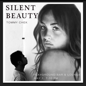 Silent Beauty with Artist Tommy Chek