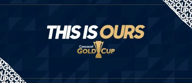 Gold Cup with USA vs Jamaica