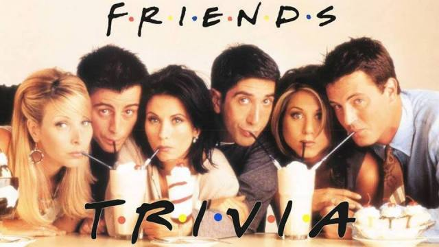 Friends Trivia Bar Crawl