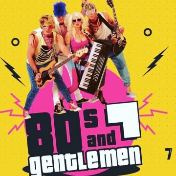 80s and Gentleman LIVE Craft Beer Crawl Afterparty
