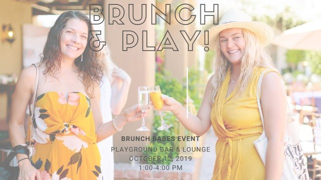 Brunch & Play with the Brunch Babes on the Roof
