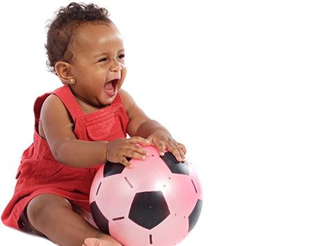 ball play baby playgroup