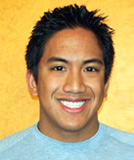 Personal trainer Michael Salazar says his business is booming, despite the current economy. Photo from his website.