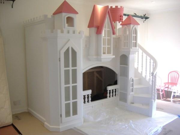 Fogel Castle Bunk Bed - Themed Beds Tanglewood Design
