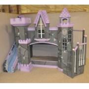 princess beds - kids manufactured