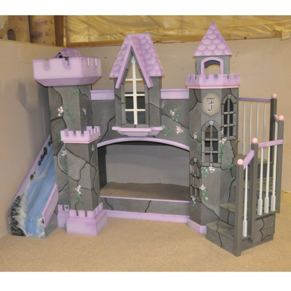 Princess Beds - Kids Manufactured Theme