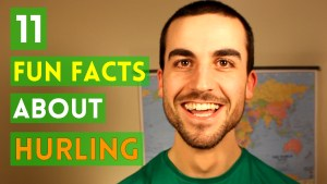 11 fun facts about hurling