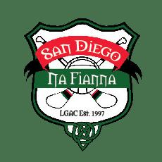 San Diego Na Fianna Camogie Logo