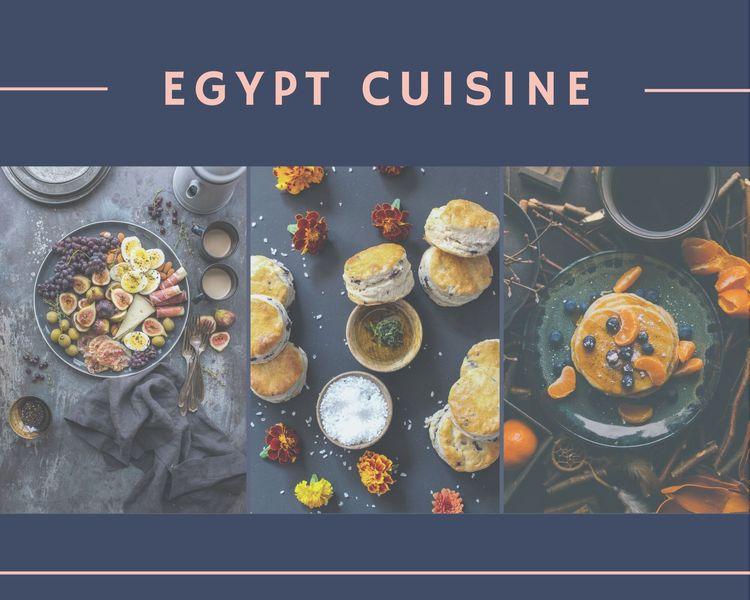 『埃及美食』教你挑選3大方向必吃特色美食 | 攻略