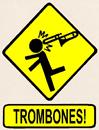 trombone hazard