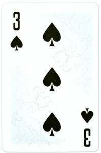Four seasons vremena goda published ir Russia Three of spades