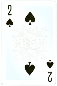 Four seasons vremena goda published ir Russia Two of spades