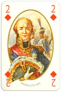 #PlayingCardsTop1000 – 2 of diamonds Face et Dos deck Empire by Carta Mundi
