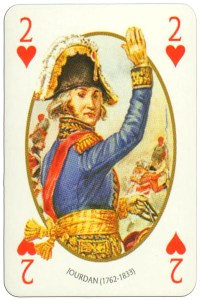 #PlayingCardsTop1000 – 2 of hearts Face et Dos deck Empire by Carta Mundi