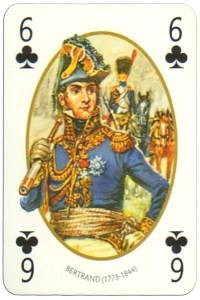 6 of clubs Face et Dos deck Empire by Carta Mundi