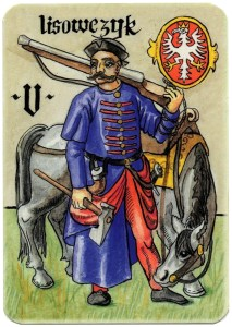 #PlayingCardsTop1000 – Jack of clubs Charta Bellica Hungarian cards