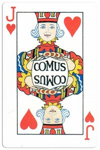 #PlayingCardsTop1000 – Jack of hearts Carnival of New Orleans deck