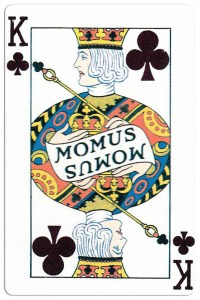 King of clubs Carnival of New Orleans deck