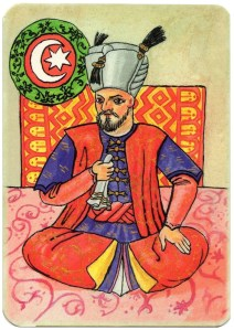 King of spades Charta Bellica Hungarian cards