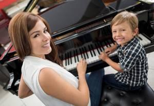 Piano Practice is fun