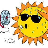 Hot-Day Haiku...