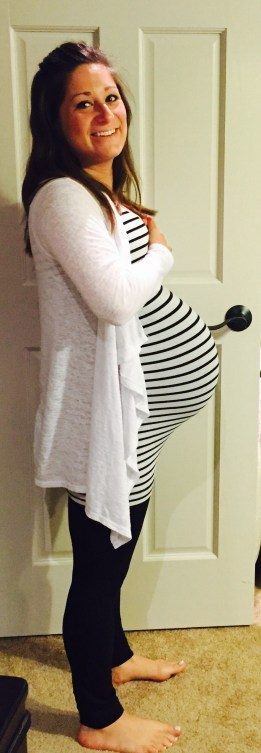 41 Weeks, 4 Days - 5/31/16