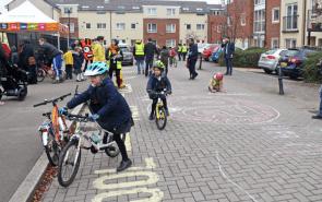 School play street