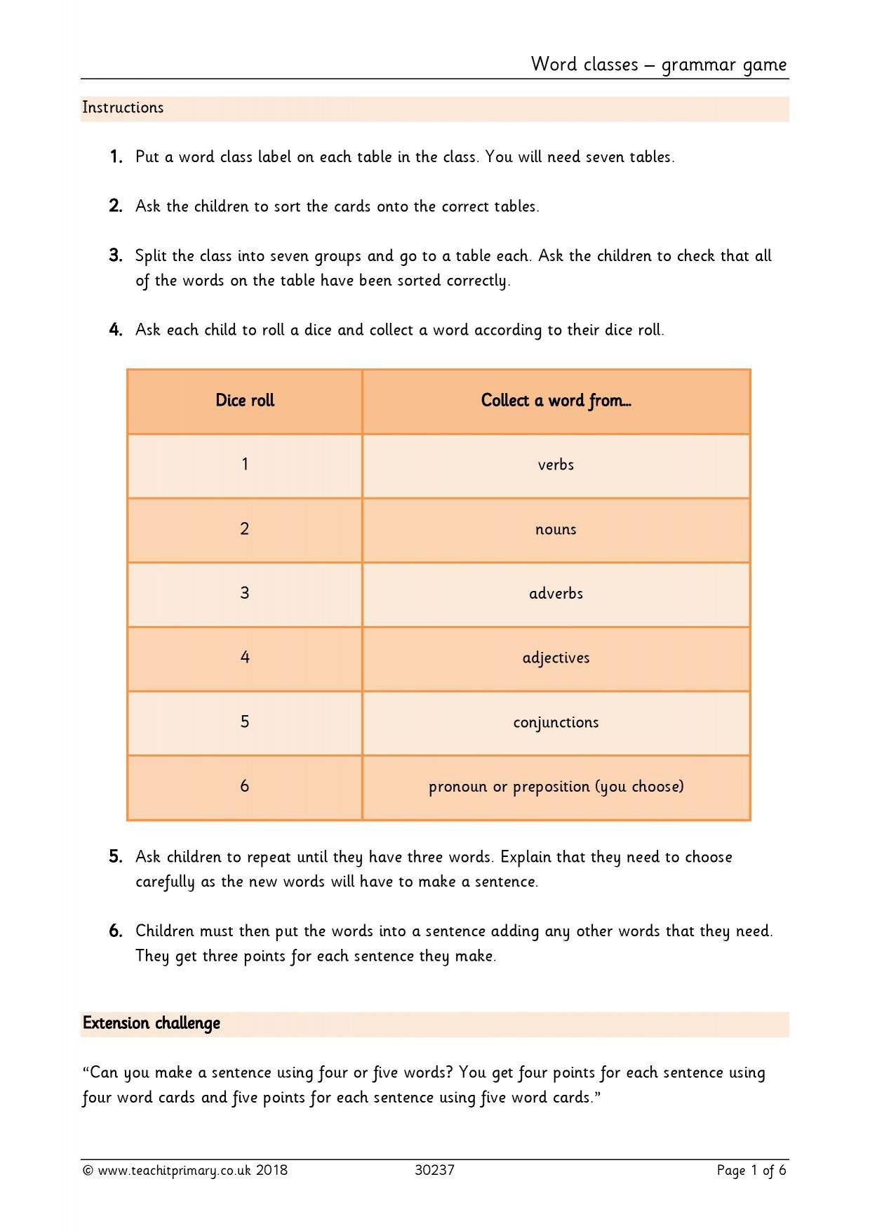 hight resolution of Worksheet On Correlative Conjunctions For Grade 5   Printable Worksheets  and Activities for Teachers