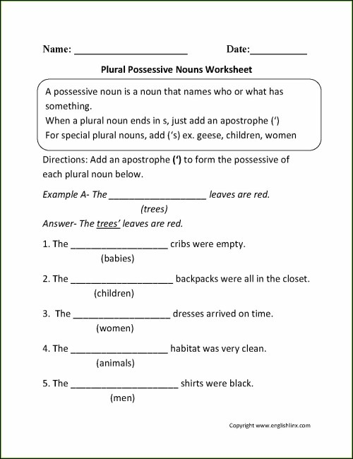 small resolution of 5th Grade Grammar Worksheet Pronouns   Printable Worksheets and Activities  for Teachers