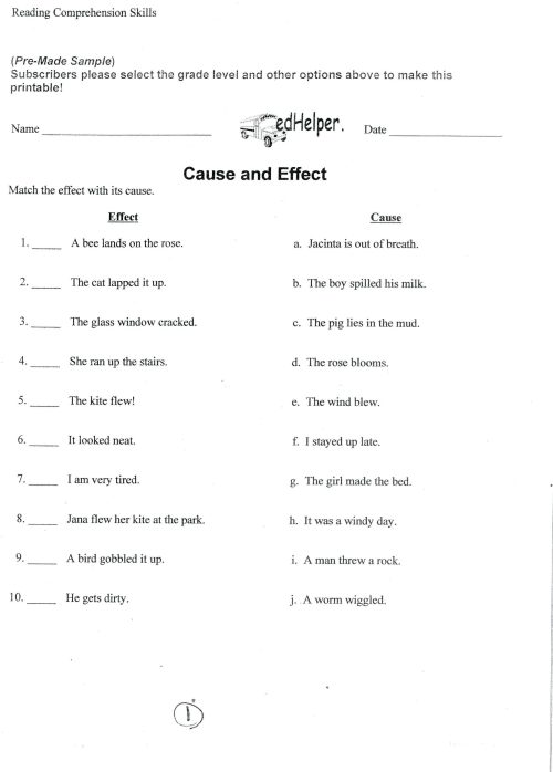 small resolution of 8th Grade Essay Writing Worksheets   Printable Worksheets and Activities  for Teachers